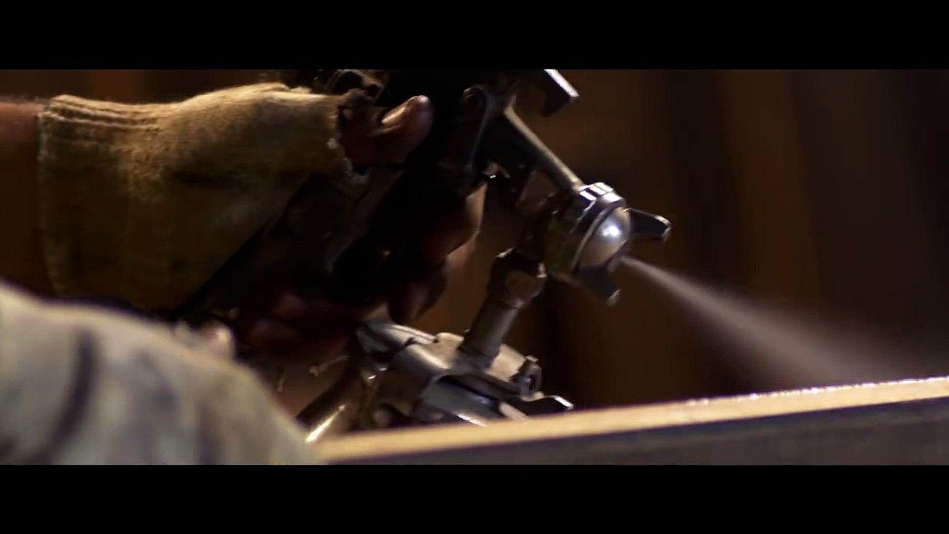 White Coffin (Ataúd blanco: el juego diabólico) theatrical trailer - Daniel de la Vega-directed horr
