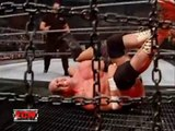 Big Show vs Rob Van Dam vs Bobby Lashley vs Hardcore Holly vs CM Punk vs Test Extreme Elimination Chamber Match ECW World Championship ECW December to Dismember 2006