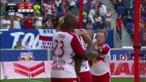 Bradley Wright-Phillips Hat Trick 3rd Goal - New York Red Bulls 3-0 Toronto FC - - 28-05-2016 MLS
