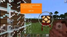 Let's Play Minecraft(Pocket Edition) Auto Cooker