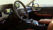 Audi Q7 e-tron 3.0 TDI quattro - Interior Design - Video Dailymotion