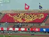 Ultras Morocco VS Ultras  korea