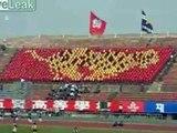 Ultras Morocco VS Ultras  korea