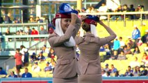 Emirates steals the show with the Los Angeles Dodgers   Baseball   Emirates