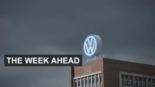 Week Ahead - VW results, US job numbers