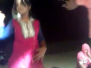 classical dance by Indian girl