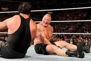 Undertaker vs Brock Lesnar WWE SummerSlam 2015 Full HD