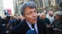 Bordeaux : le fils de Jacques Chaban-Delmas s'exprime sur la stue inaugurée