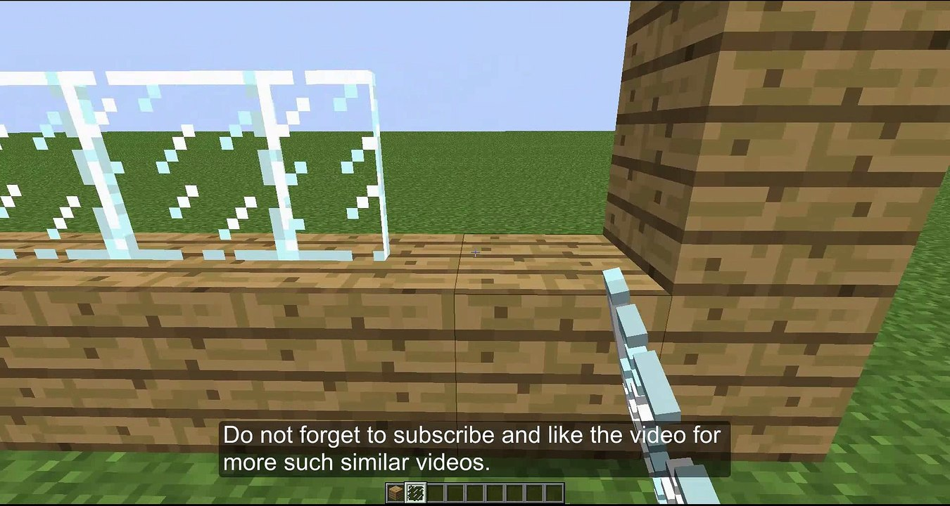 Minecraft How To Build Easy House Video Dailymotion
