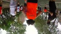 revivez le live du 10kms homme de la Jules Verne avec Hervé Catel et la 4gCam d'orange