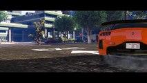 GTA V Mod - Mazda RX-7 Veilside Fortune (Fast & Furious