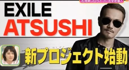 EXILE ATSUSHI 新プロジェクト始動! 【LIVING ROOM】 石垣島ソロライブ舞台裏に完全密着!