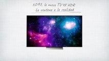 Televisor 4K HDR - BRAVIA XD93, una ventana a la realidad