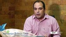 Carmelo De Grazia: Gerente de Tecnología de Bancamiga. Video: RKM Suministros
