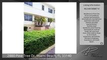 2880 Pine Tree Dr, Miami Beach, FL 33140