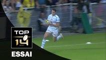TOP 14 – La Rochelle – Racing 92 : 14-30 Essai 2 Juan IMHOFF (RAC) – J25 – Saison 2015-2016