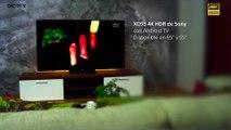 Televisor Sony 4K HDR XD93, así funciona