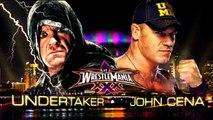 John cena vs the undertaker  biggest fight smackdown wwe
