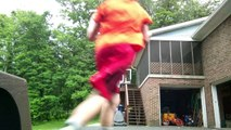Sick Basketball Dunks!! Kid Does sick 360 Dunk!!!