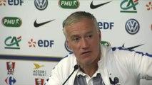 Foot - Amicaux - Bleus : Deschamps «pas assez de garanties pour Mathieu»