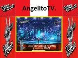 """La Voz Perú 20-11-2014 Grecia Medina nos canta """"Palabras, Palabras, Palabras"""""""