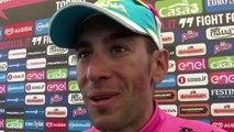 """Giro 2016 - Vincenzo Nibali : """"C'est une très grande émotion de gagner de 99ème Giro et Tour d'Italie 2016"""""""