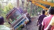 heavy equipment accidents compilation #4, trucks accidents - big truck accidents