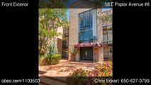 58 E Poplar Avenue 8 San Mateo CA 94401 - Chris Eckert - Keller Williams  Peninsula Estates