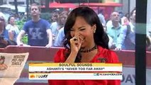 Ashanti - Interview (Today Show) 09/29/2011