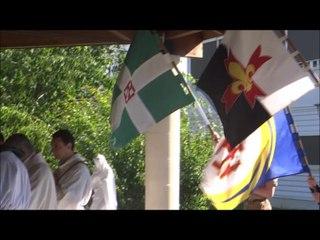 Messe interscoute Pau 2016