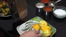 Khatti Meethi Mango Chutney - Raw mango Sweet and Spicy Chutney - Kachhe Aam ki Chutney