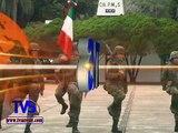 Tvs Noticias.- Toma de Protesta Del Nuevo Comandante de la 29/a Zona Militar Minatitlán, Ver.
