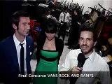 Entrevista a los finalistas del Vans Rock & Ramp 2008 (23 otoños ganadores)