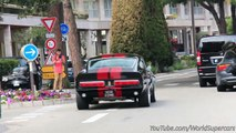 Ford Mustang Shelby GT500 Eleanor Sound and Details!