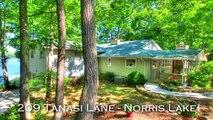 209 Tanasi Lane | Norris Lake | Andersonville Tennessee Real Estate & Homes | 37705