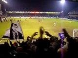 AA Gent - Beerschot 1-3 (Sfeer na de wedstrijd)