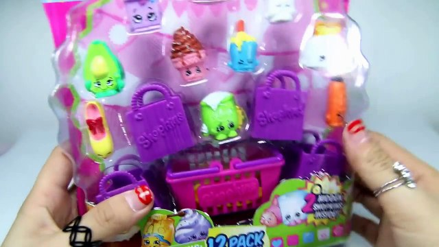 Peppa Pig Shopping Shopkins Special Surprise Peppa's Family Toys Playset Peppa Pig English Episodes