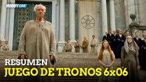 """Juego de tronos 6 - Reacción a """"Sangre de mi sangre"""" Game of Thrones 6x06"""