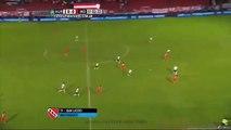Gol de Lucero Huracán 1 - 1 Independiente Primera División 2015 Fecha 23