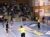 Handball Sélestat 29 Ivry 33 - Et penalty pour Sélestat 2 !