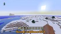 Seed Spotlight #63 - One Tree Survival Island #4 - Minecraft