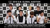 S M  Weekly Audition in Korea (LIVE) Individually