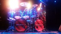 Simon Phillips drum solo, Protocol European tour - Maribor - Štuk, Slovenia, 29. 05. 2016