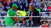 CM Punk vs. John Cena Night of Champions 2012 Promo