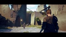 Absolver Reveal Trailer Unveils Combat-Focused RPG (E3 2016 Preview) PC PS4 Xbox One For 2017