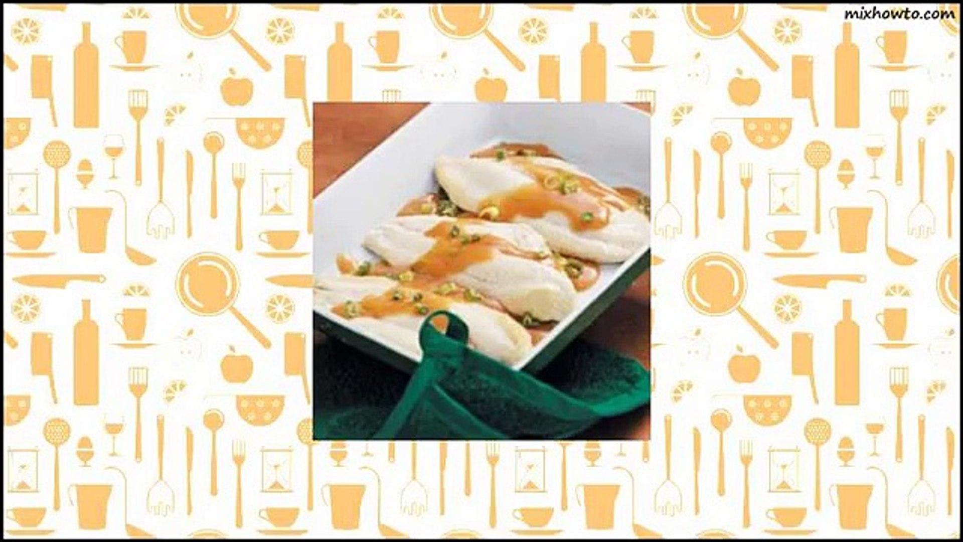 Recipe Catfish in Ginger Sauce Recipe