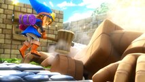 Dragon Quest Builders Announcement Trailer PEGI