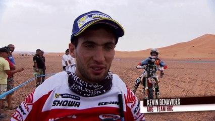 Highlights - Stage 5 - Afriquia Merzouga Rally 2016