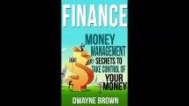 FINANCE Money Management SECRETS to Take Control of Your - MONEY Finance Money Money Management Investing