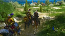 The Witcher 3 : Wild Hunt - Blood and Wine Trailer